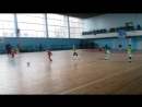 ЧГфз-U8 ДЮФК Голкипер - ДЮСШ Металлург 11(1) 5:0 І тайм 18.02.2018 Спорткомплекс Динамо