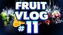 FRUIT VLOG 11. Дыни, персики, опыт, мысли