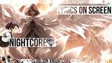 Nightcore - Angel Of Darkness X Virus vs Ufo