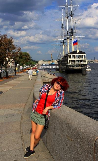 Анастасия Симакова, 28 марта 1989, Москва, id5917348
