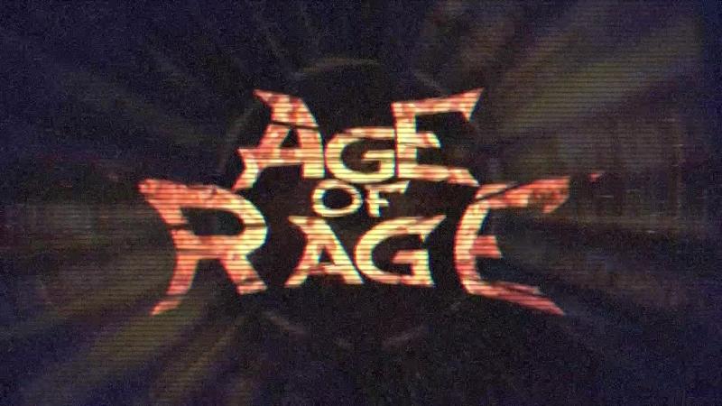 AGE OF RAGE - Приглашение на концерт в Санкт-Петербурге 11.08.2018