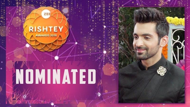 Arjit Taneja Aka Vivaan From Kaleerein Gets Nominated For Zee Rishtey Awards 2018