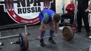 09.12.2018 Дмитрий Исаков (тяга 160 кг)