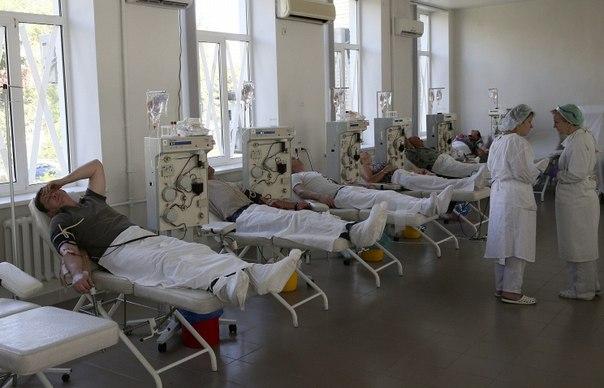 В Донецке начали отапливаться социально значимые объекты