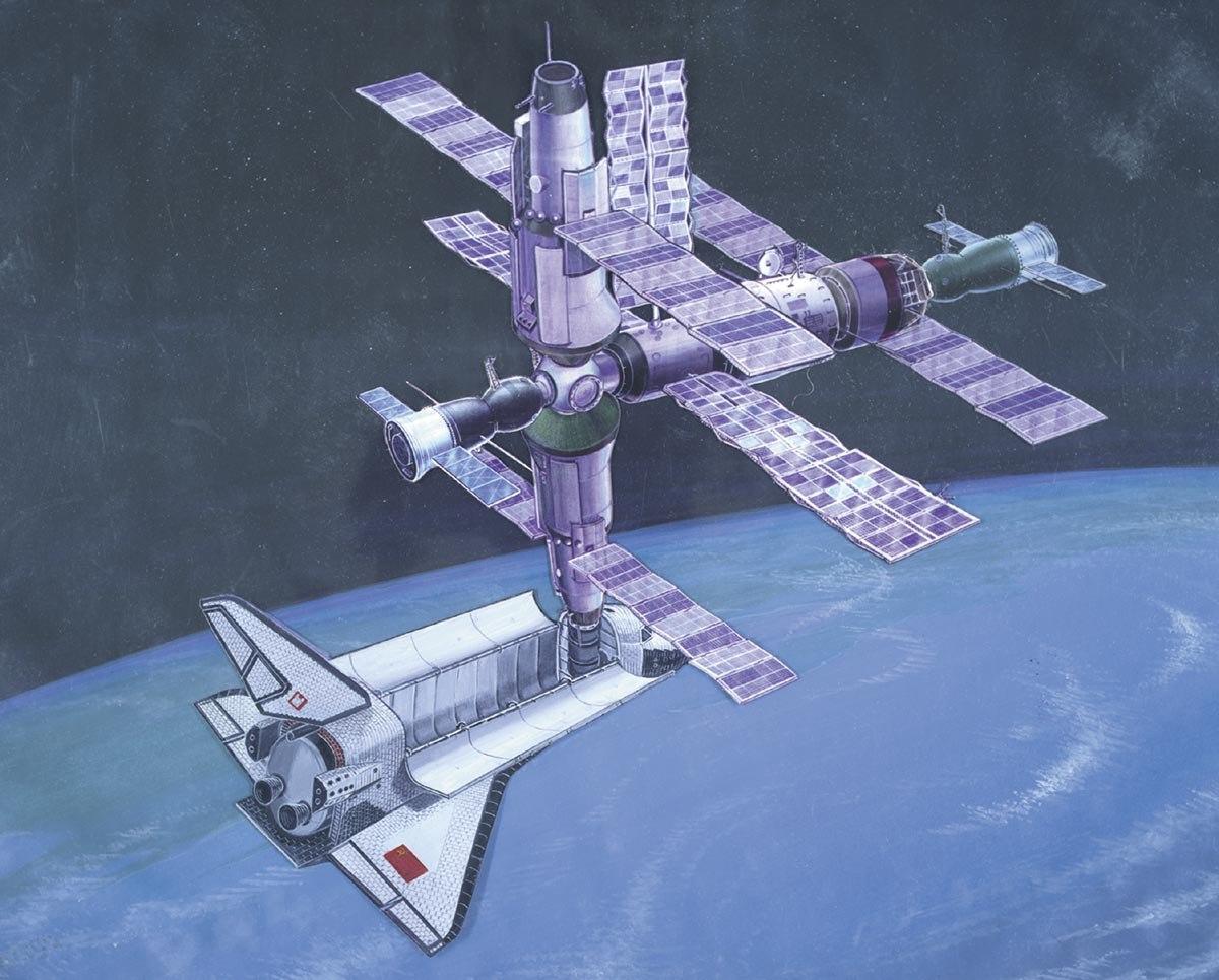Советский космос: преданный, разворованный, добитый