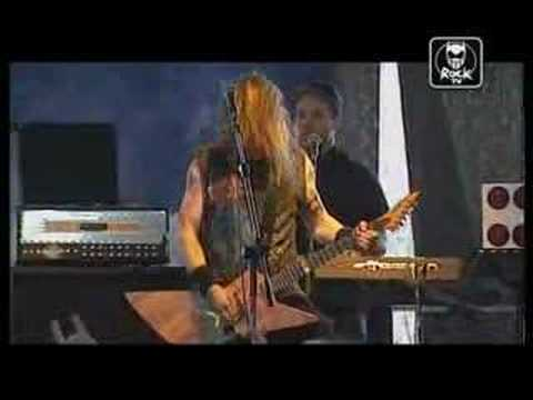 Strapping Young Lad - Velvet Kevorkian AHTNF (live)