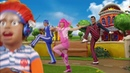 LazyTown: Robbie sings Bing Bang (The First Day of Summer) HD