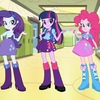 """My Little Pony"" Equestria Girls"