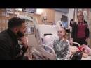 Дрейк навестил свою поклонницу в госпитале