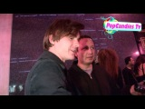 Drake Bell on diving in Splash & Amanda Bynes at Bootsy Bellows Club on in LA
