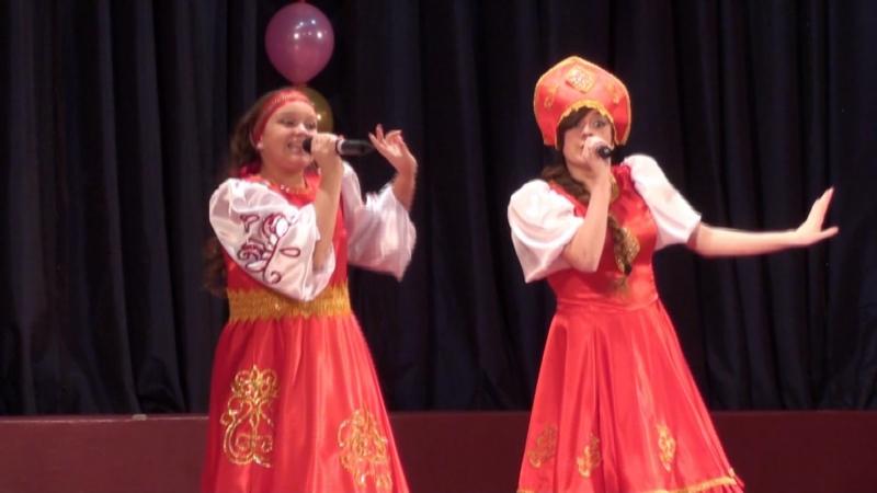Диана Насекина (13 лет) и Анна Нилова (16 лет) - Брови