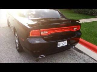 Обзор - Dodge Charger 2012