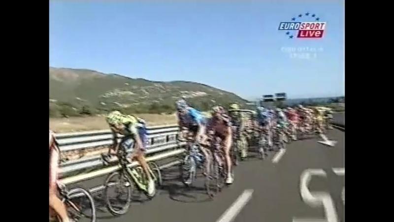 Giro dItalia 2007 stage 03 14 May Barumini to Cagliari _