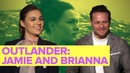 Outlander's Sam Heughan Breaks Down Jamie and Brianna's Reunion