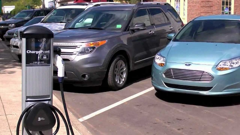 Ford Focus Electric Real World Test Drive