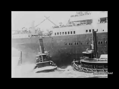 Титаник ексклюзивные кадры 1912 2 часть