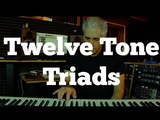 Twelve Tone Triads - How To Use Tone Rows In Your Soloing