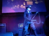 Концерт Otto Dix в городе Челябинске-Немец(с плёткой)