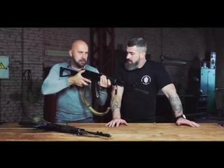 АЕК 971 редкое русское оружие, о котором ходят легенды!