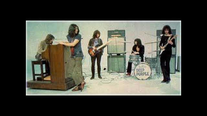 Deep Purple - Wasted Sunsets