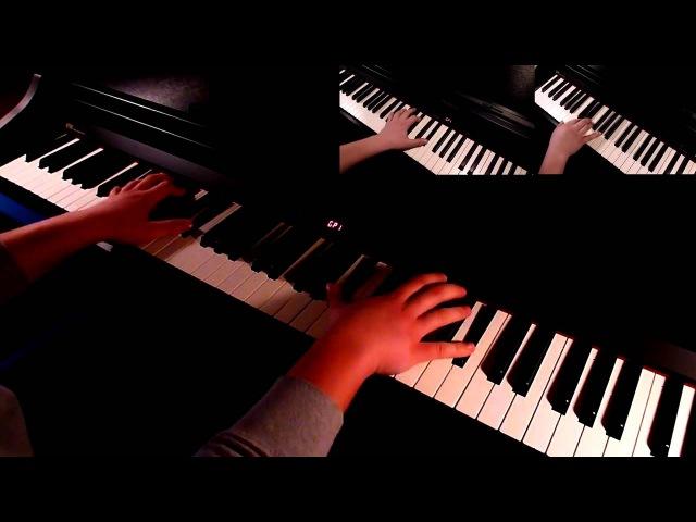 Taio Cruz feat. Flo Rida - Hangover Piano Cover