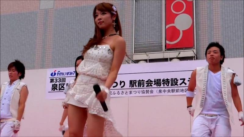 【HD】VIC CESS ビーナスファンタジスタ VENUS Fantasista ダンスボーカルユニット【第3弾】 izumi2013