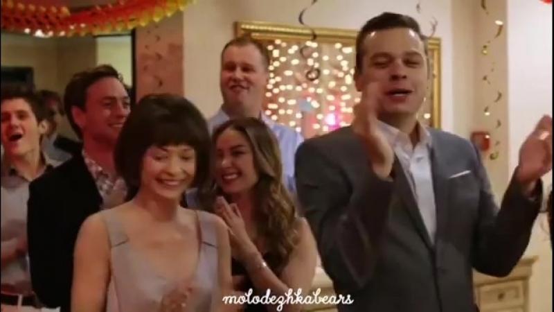 Свадьба Антона и Оли - Молодежка