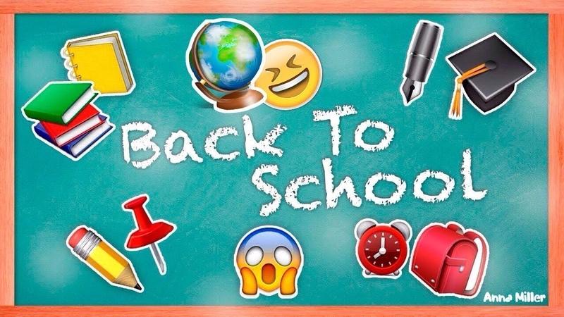 || Back to school || Канцелярия 1 часть ||