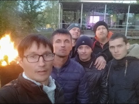 Наобум в Москве
