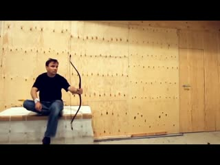 Ларс Андерсен - Самый быстрый лучник
