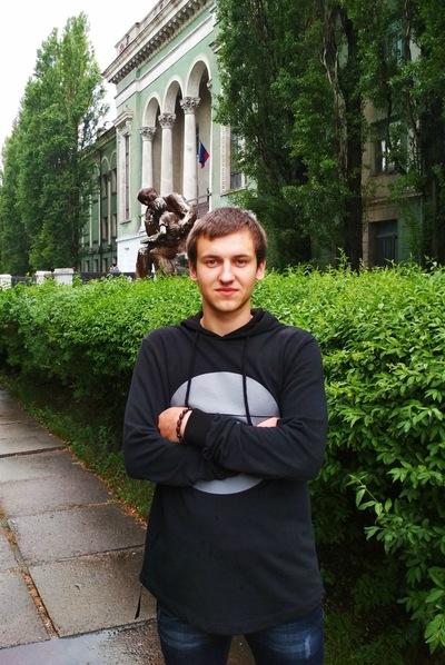 Дмитрий Красноштан