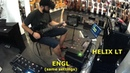 Line 6 HELIX vs POD HD500X - Quick Comparison