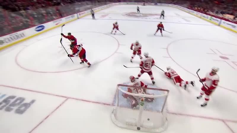 Detroit Red Wings vs Ottawa Senators - Nov.15, 2018 - Game Highlights - NHL 2018-19 - НХЛ