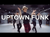 1Million dance studio Uptown Funk - Mark Ronson (ft. Bruno Mars) / Junsun Yoo Choreography