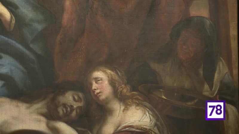 Якоб Йорданс (1593–1678). Картины и рисунки из собраний России - НЕСПЯЩИЕ 07.03.19.