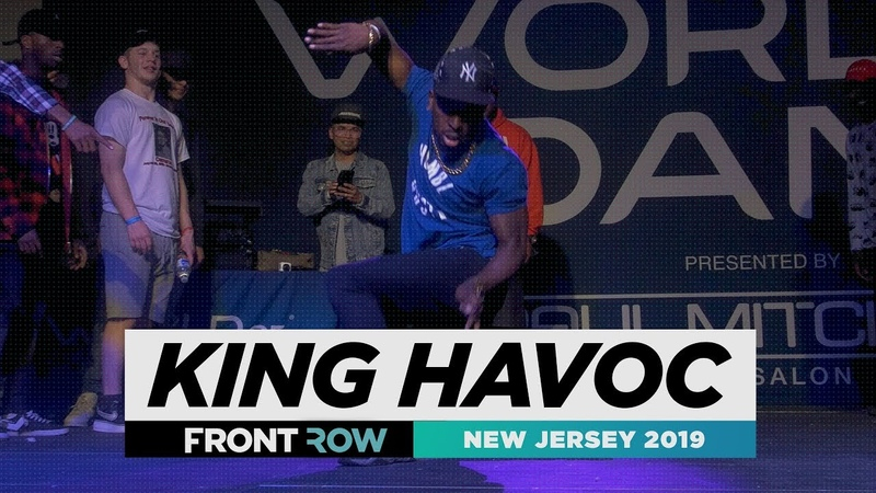 King Havoc | FRONTROW | All Styles | World of Dance New Jersey 2019| WODNJ19