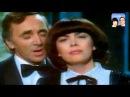Une Vie D'amour - Charles Aznavour et Mireille Mathieu (textes français/rus)