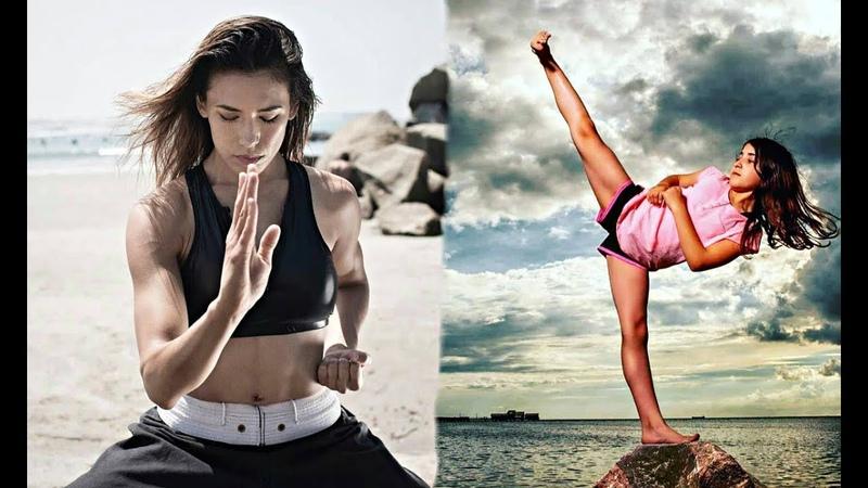 BEST Female Martial Arts 2018!! PART 5 Girls Power