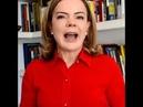 Gleisi: Faz desabafo e reafirma Lula candidato!