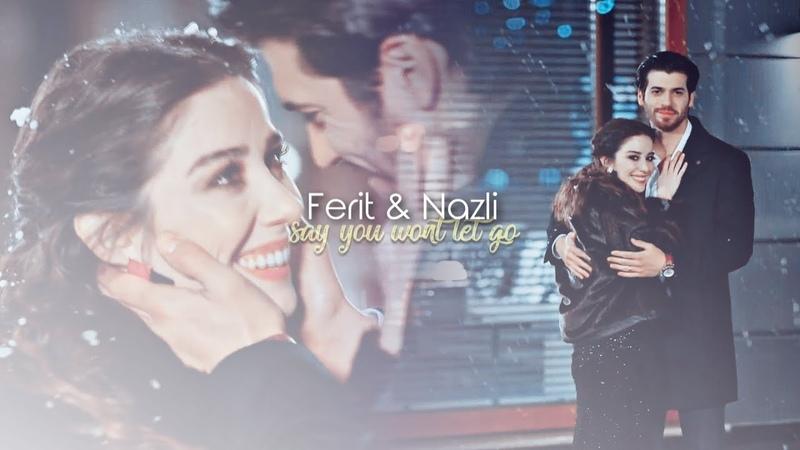Ferit Nazlı | Nazfer | Say you wont let go ( Final)