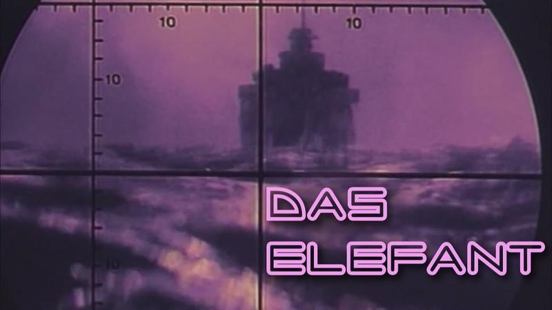 UFFF96 - Das Elefant (Подводный слоник)