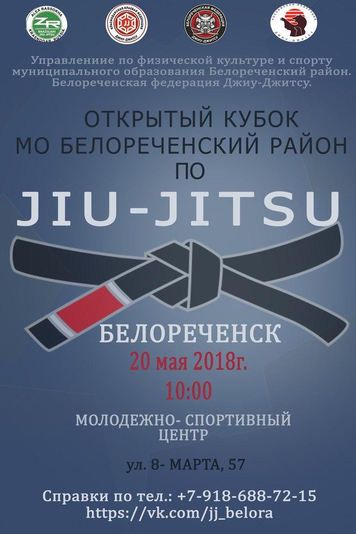 Открытый кубок Jiu-Jitsu @ Молодежно-Спортивный Центр