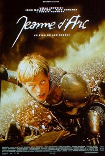 Juana de Arco de Luc Besson<br><span class='font12 dBlock'><i>(The Messenger: The Story of Joan of Arc (Jeanne d&#39;Arc))</i></span>