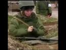 Женщина и оружие.