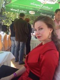 Наталья Всесвятская