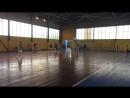 Спортинг - Таможня 1 тайм