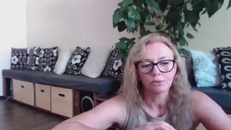 Алёна Наасан - 3-я конференция по аштанга йоге