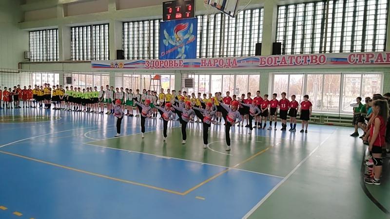 Усолье-Сибирское соревнования 2006-2007 г.р.