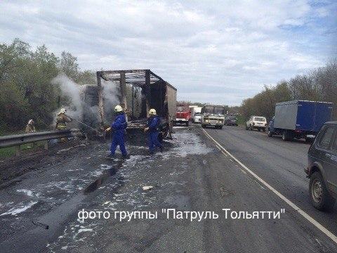 В дтп на м-5 помимо грузовика с щебнем участвовали еще 6 автомобилей, погибла женщина