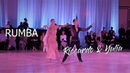 Riccardo Cocchi - Yulia Zagoruychenko   Boca Ballroom Dancesport 2018   Showdance Rumba